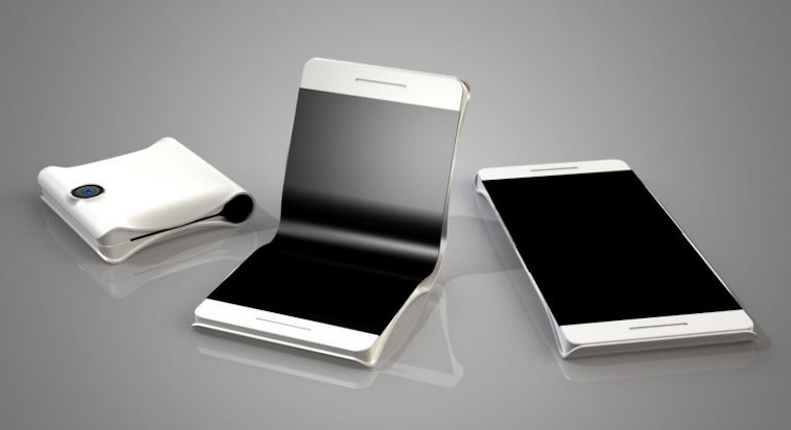 Fold-able Smartphones:- Upcoming Smartphone's Technology