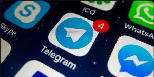 Apple remove telegram from the us app store