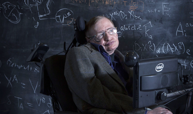 Tribute To Scientist Stephen Hawking's life and work