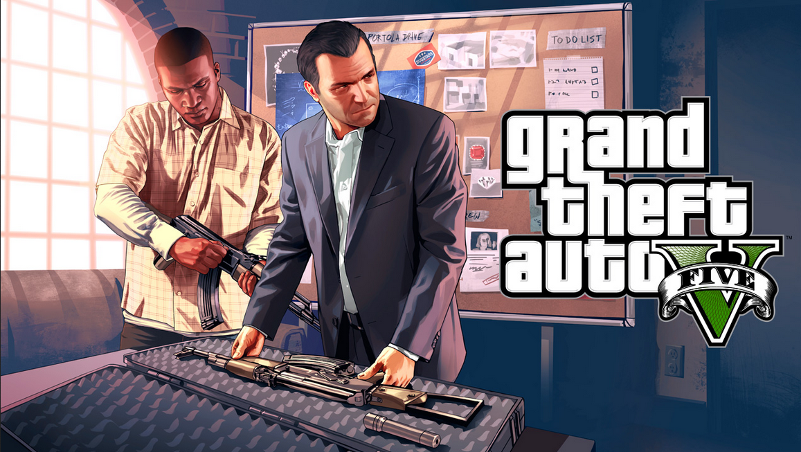 Grand Theft Auto V Pc Game Compressed Download
