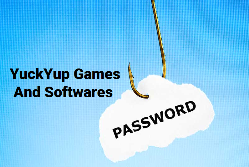 Password For YuckYup games and all software