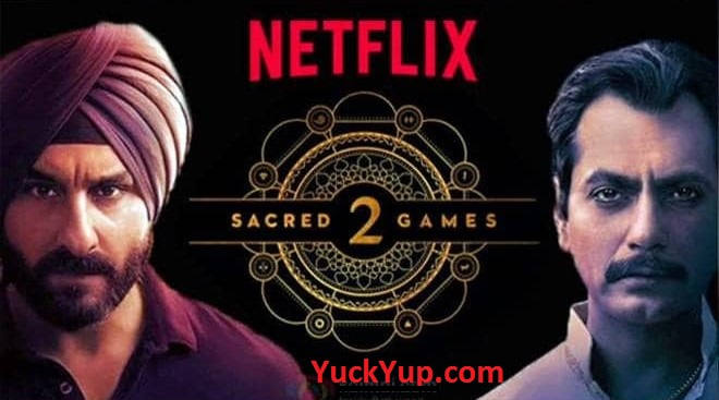 Sacred Games Season 2 All Episodes Download For Free