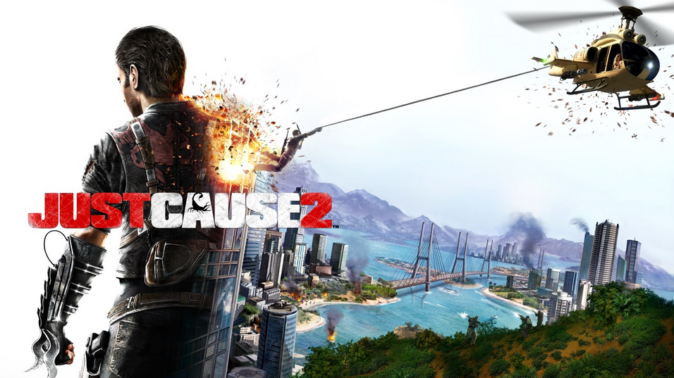 Just Cause 2 pc game free download here