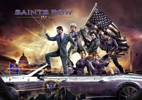 Saints Row IV: Download free for pc