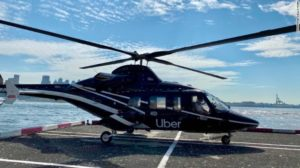 Uber's helicopter trips to JFK International Airport are now open to all customers here's what it's like
