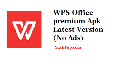 WPS Office + PDF 12.5 APK + MOD (Premium) Direct Download
