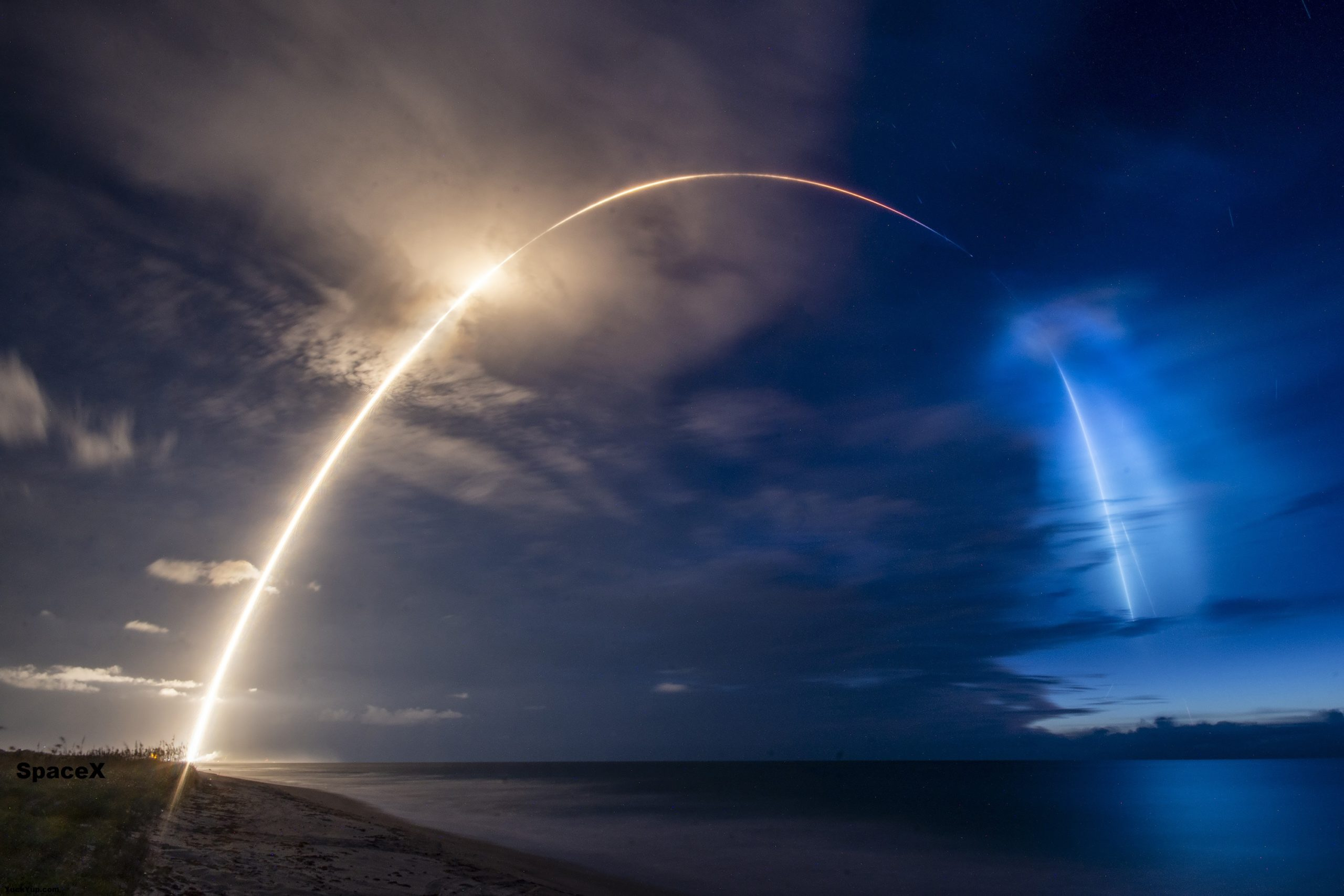 SpaceX launches 58 Starlink satellites, three Planet SkySats – TechCrunch
