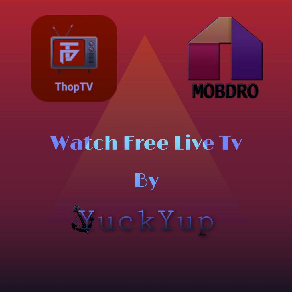Live tv Yuckyup